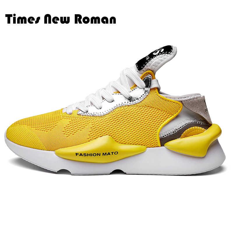 Times/Новинка; мужские кроссовки в римском стиле; мужская повседневная обувь унисекс; дышащая обувь на плоской подошве; мужские кроссовки; chaussure homme