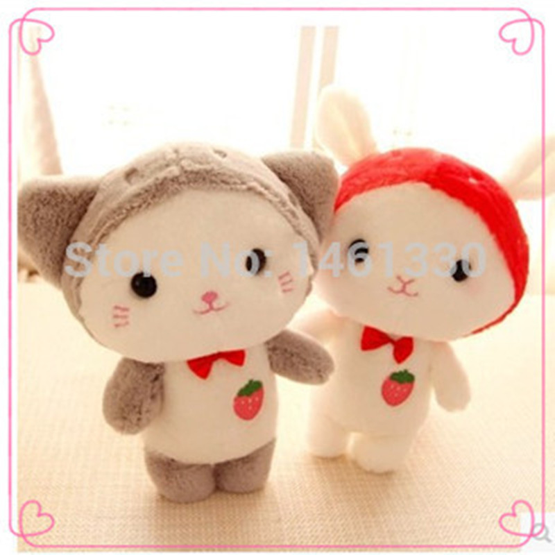®Mini plush animals ⑧ lamb lamb bunny small teddy bears ᐅ ...
