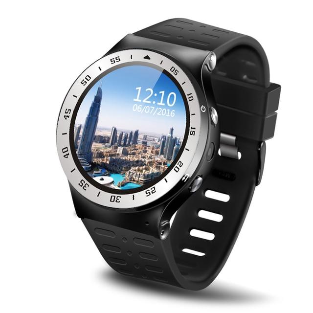 Новая Мода S99A ZGPAX GSM 3 Г WCDMA Quad-Core Android 5.1 8 Г ROM Smart Watch GPS Wi-Fi 5.0MP HD Камера Шагомер Сердечного Ритма.