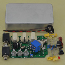 DIY Overdrive Guitar Effect Pedal True Bypass Electric guitar stompbox pedals OD1 Kits AL