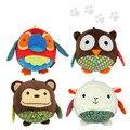 Животное Ткань Ребенок Рука Понимание Мяч Колокол Бумаги Baby Toys Погремушки
