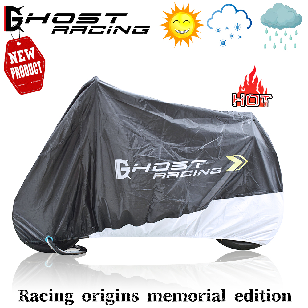 Motorcycle Cover Outdoor UV protector Bike Waterproof Rain Dustproof Cover for Motorcycle Motor race origins commemorative hyatt regency origins origins 30ml