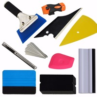 EHDIS Tools Kit For Car Tints 3d Carbon Fiber Vinyl Film Wrap Tool Glass Window Cleaning