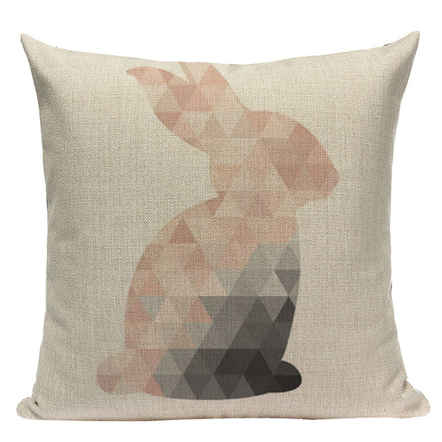 Nordic Pop Geometric Pillowcase Size: L313 Color: L313-4