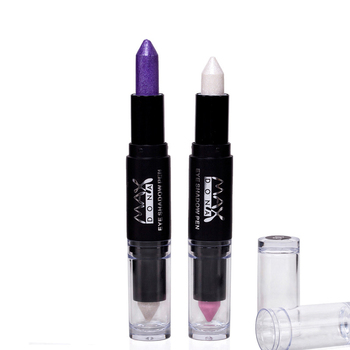 New Hot Double-end Shimmer Eyeshadow Pencils for Women Eyes Face Brighten White Glitter Highlighters Eye Shadow Make Up 5
