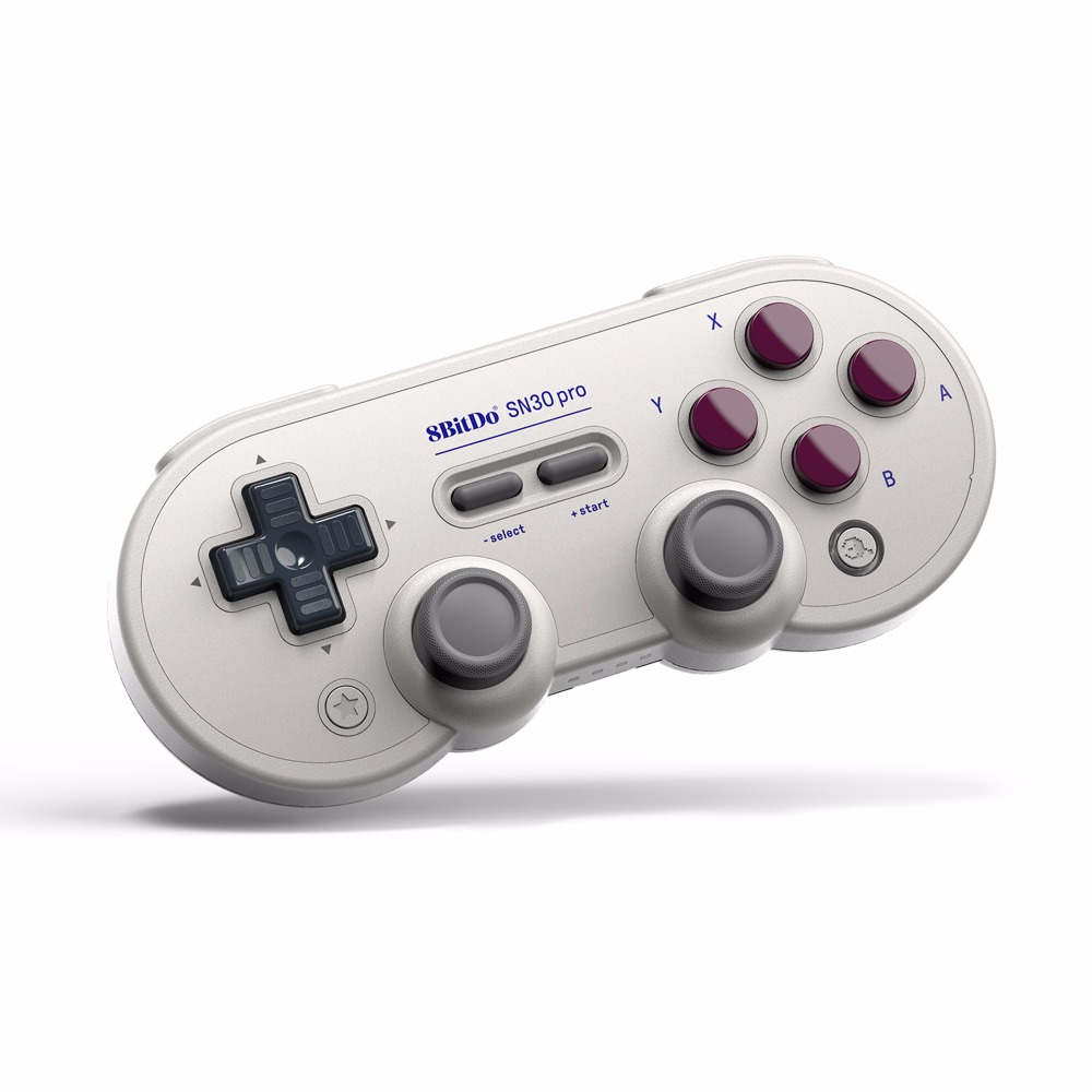 8Bitdo SN30 Pro GB SN Wireless Bluetooth Controller Joystick For Nintend Switch For NS iOS Android For Windows PC Mac Gamepad 8bitdo fc30 pro wireless bluetooth controller dual classic joystick for android gamepad pc mac linux