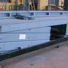 Jinan aos гидравлический грузовой Лифт scissor машина для работы склада