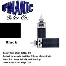 Black Color Dynamic Pigment Kit Permanent Tattoo Ink Dynamic Tattoo Ink 250ML/ 12oz/330g/Bottle Black Color Tattoo Pigment Kit
