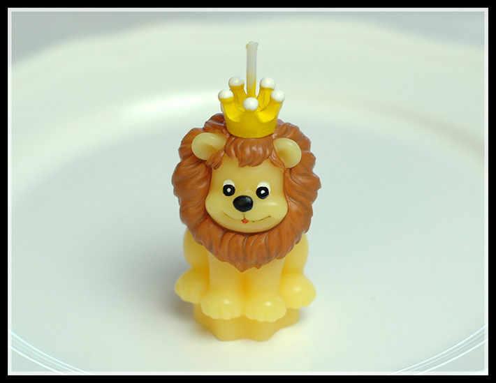 Wondrous Lion Simba Candle Birthday Party Cake Candle Christmas Decoration Funny Birthday Cards Online Bapapcheapnameinfo