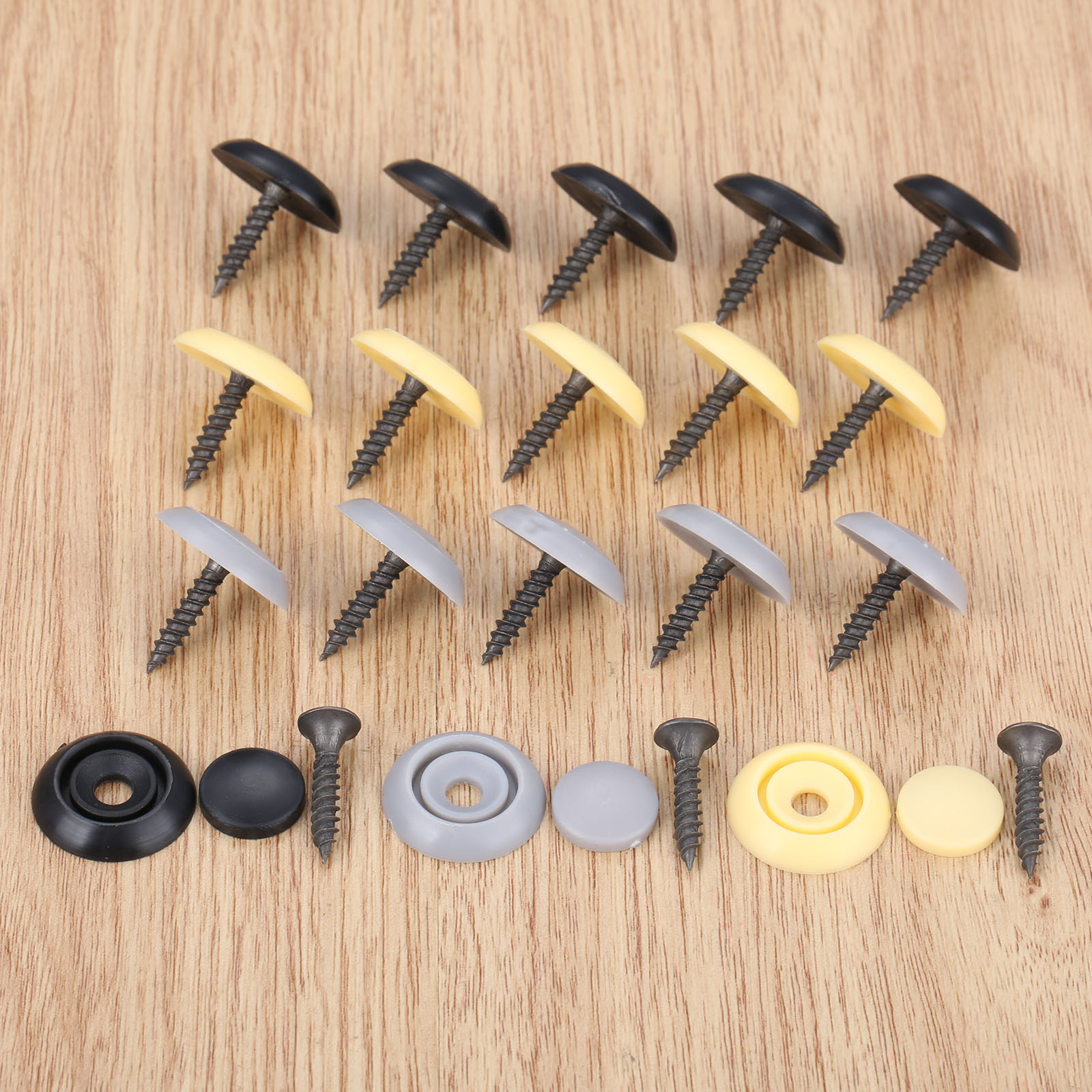 FORD TRIM PANEL FIXING PUSH CLIPS RIVET SCREW ROOF// CARPET// PLY LINING