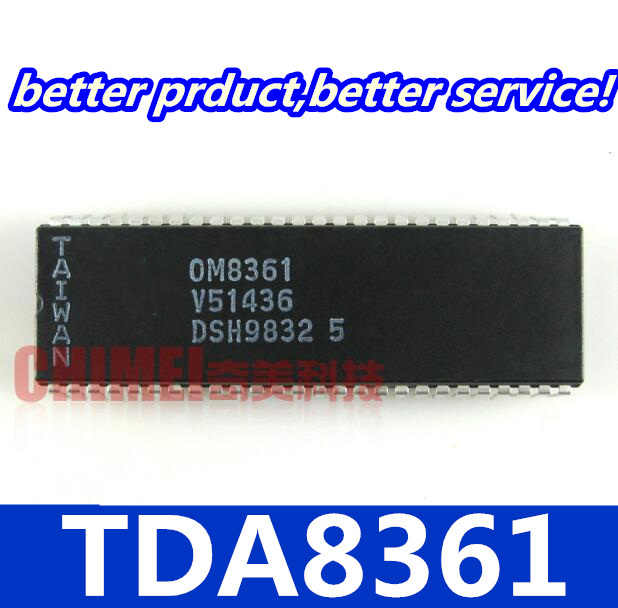 TDA8361 INTEGRATED CIRCUIT DIP-52