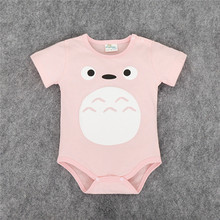 Studio Ghibli My Neighbor Totoro – Toddle Baby Triangle Romper Jumpsuit