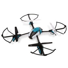 Brand New RC Drone Dron 2.4GHz 4CH 6 Axis Gyro Brushed Helicopter RTF Built-in Gyro One Key Automatic Return Drones Quadcopter