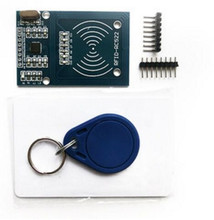 Smart Electronics RFID module RC522 Kits S50 13.56 Mhz 6cm With Tags SPI Write & Read for arduino uno 2560