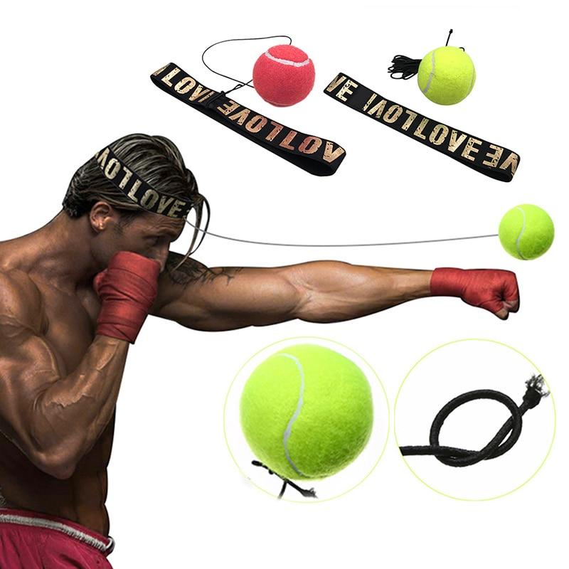 Руководитель группы бороться мяч Бокс Муай Тай Бокс Упражнение удар мяч Бокс