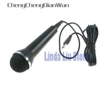ChengChengDianWan Mikrofon Wired USB Mic Für Xbox360 Wii U Spielkonsole Für PS2 PS3 PC Konsole