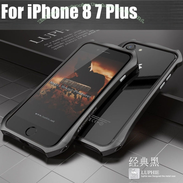 aluminium case iphone 8 plus