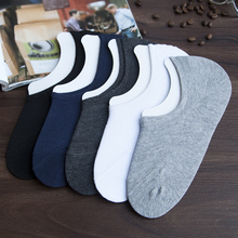 1 Pair Fashion Socks Solid Boat Summer Non-slip Cotton Ankle Sock Slippers Hosiery Sport Shoes Cheap Hot
