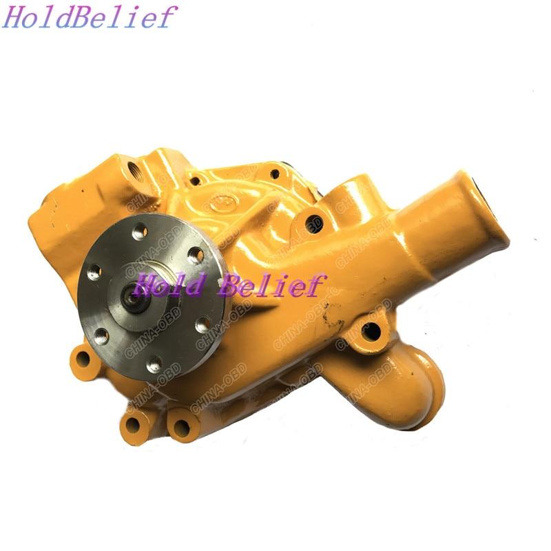 Engine Cooling Water Pump 6206-61-1503 for Komatsu 6D95L 6D95S-1 Forklift Loader