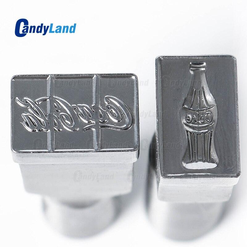 CandyLand Drink C Tablet Die Pill Press Die Candy Punch Die Set Custom Logo Punch Die