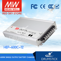 MEAN WELL HEP 600C 12 14.4V 35A meanwell HEP 600C 14.4V 600W Single Output Battery Charger