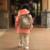 2016 nuevos calientes niño niña linda ropa de esquí a prueba de viento impermeable chaqueta de algodón niños
