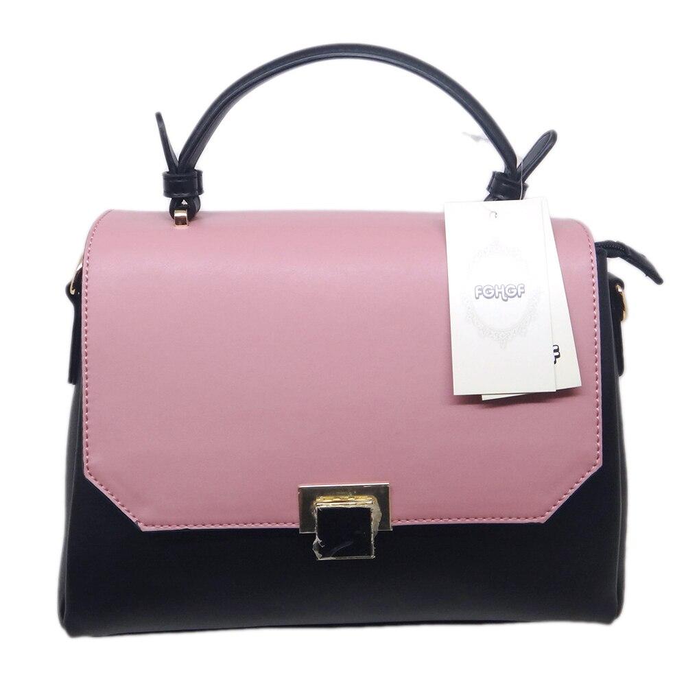 Nowa moda damska torebki wysokiej jakości torba damska torba na ramię darmowa wysyłka w Torebki na ramię od Bagaże i torby na  Grupa 1