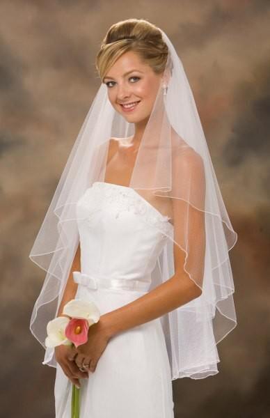 2017 wedding dress short cream-colored bridal veil Veu De Noiva Curto high quality wedding veil HU69 accessories