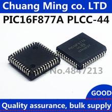 10 шт./лот PIC16F877A PIC16F877A-I/L PLCC44