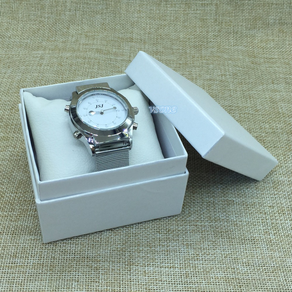 Image 5 - Russian  Talking And Tactile Watch For Blind People-in Lover's Watches from Watches