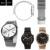 Original hoco milanés banda de bucle de cierre magnético pulsera de malla de acero inoxidable 316l correa para huawei smart watch huawei watch
