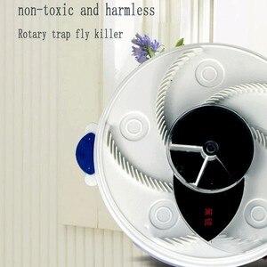 Image 5 - Piège à mouche électrique de dispositif de Flycatcher automatique chaud pièges Anti mouche USB piège à insectes