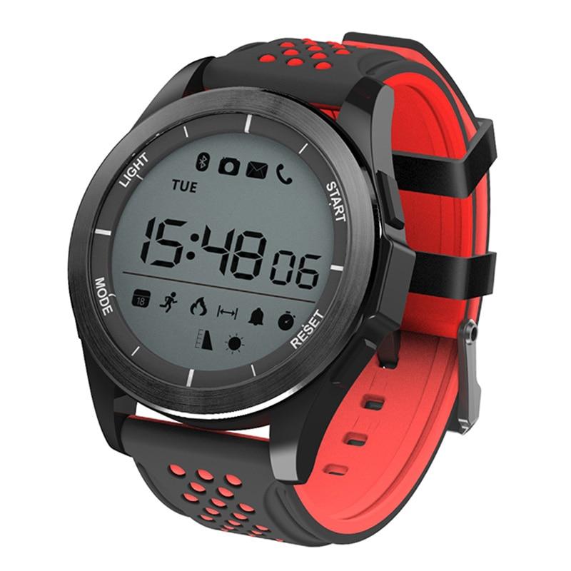 Man Digital Watch Waterproof 30M Stopwatch Pedometer