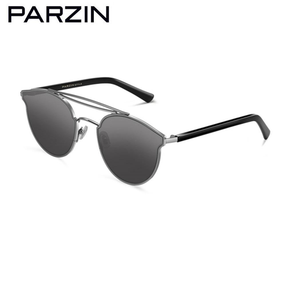 Parzin Sunglasses Women Polarized UV 400 Retro Female Sun Glasses Oculos De Sol Feminino gafas De
