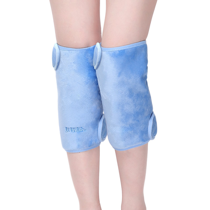 timing no-smoke Moxibustion Knee protector Keep warm Old cold leg Salt packets Hot compress knee winter electro-thermal Knee moxibustion electro thermal knee pads keep warm electric heating fever old cold leg universal knee protecter