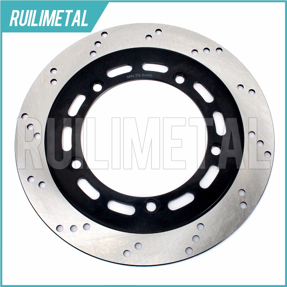 Front  Brake Disc Rotor for HONDA NV 600 C Steed Shadow VLX Deluxe CX 650  Custom 700 VF 750 800 1988 1989 1990 88 89 90 front brake disc for honda steed 400 600 motorcycle parts