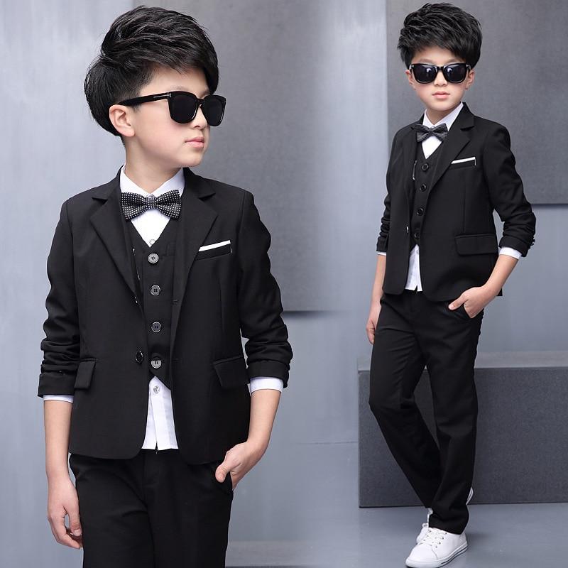 Toddler Black Suits for Wedding PromotionShop for Promotional