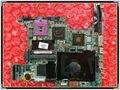 461068-001 para hp dv9000 dv9500 pm965 placa madre del ordenador portátil 100% probado de trabajo