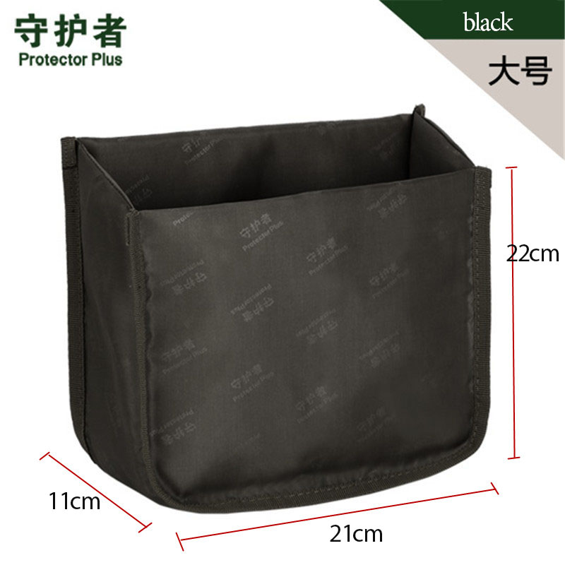 Large saddle bag bladder bag shockproof bag SLR bladder camera bag Thickening sponge cases