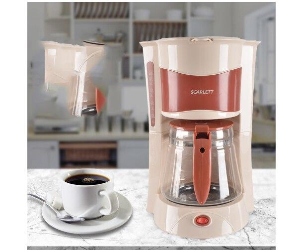 Machine à café goutte à goutte Machine à thé cuisson appareils ménagers accessoires de cuisine eau chaude