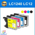 Listing for brother LC73 LC1240 LC12  LC75 inkjet cartridge,printer for BROTHER MFCO -J6510DW MFC-J6710 MFC-J6910DW MFC-J671