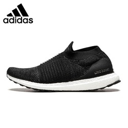 Original New Arrival 2018 Adidas UltraBOOST LACELESS Unisex Running Shoes Sneakers