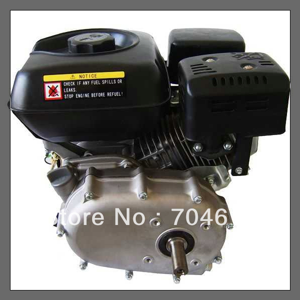 Wholesale 9HP engine  motors with the 2:1 reducer clutch complete set for go kart and skidoos with high quality