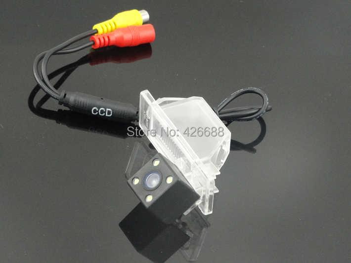 Promoción cámara de marcha atrás para NISSAN QASHQAI X-TRAIL2008-2012 cámara de visión trasera versión nocturna envío gratis Venta caliente