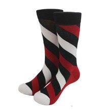 Здесь можно купить   WT-BM04 cotton Socks Gradient Color Business  Colorful Socks Men Hit Color argyle Stripes Super Quality Business Sportswear & Accessories