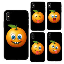 Fashion fruit Mobile Phone Case for iPhone 5 5s se 6 6s 7 8 Plus Soft TPU X XR XS Max