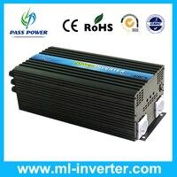 Лидер продаж, 4000 Вт dc инвертор переменного тока 24 В до 120 В, от сетки для бытовой техники, CE & ROHS утвержден