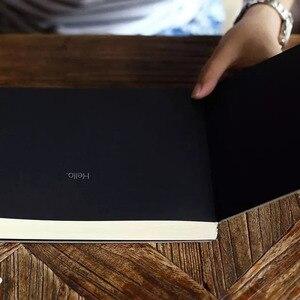 Image 5 - 1pcs Creative 288 גיליונות רושם יד מחברת המצוירת אופנה הדפסת גרפיטי בלוק ציור גדול מתנה עסקית פנקס