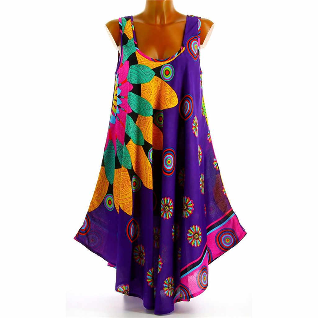 Zomer Zwarte Vintage Bloemen Chiffon Midi Zonnejurk Elegante Vrouwen Plus Size Boho Jurken Party Korte Mouw Runway Vestidos # J30