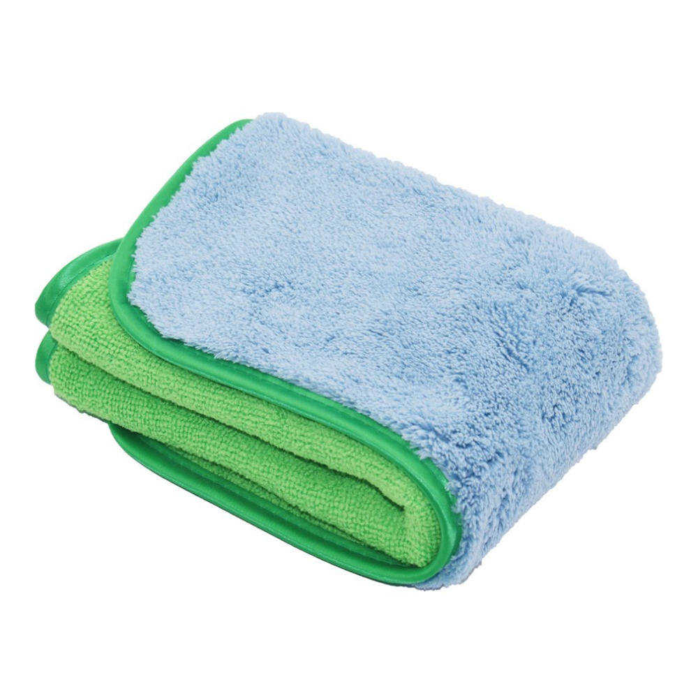 Car Wash Soft Coral Velvet Towel Super Absorbent Microfiber Towel Kitchen Washing Cleaning Cloth Drying Towel Clean Tools